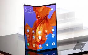 Huawei foldable