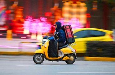 food-deliveryman-crackdown-china-shenzhen